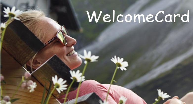 WelcomeCard Sonnenplateau Mieming Innsbruck