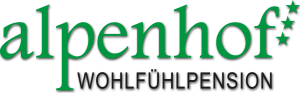 Logo Wohlfühlpension Alpenhof am Sonnenplateau Mieming