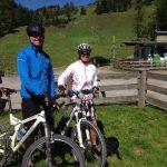 Mountainbiken am Sonnenplateau Mieming