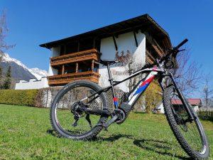E-Biketour am Mieminger Plateau