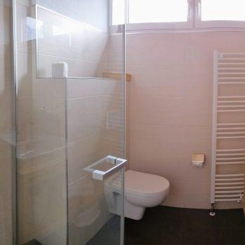 Badezimmer Alpenhof Obsteig