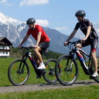E-Bikeverleih am Mieminger Plateau