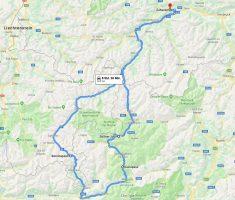 Auto- und Motorradtour