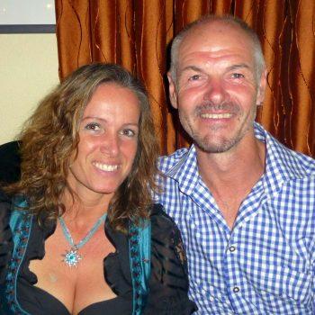 Sonja und Robert von der Wohlfühlpension Alpenhof in Obsteig